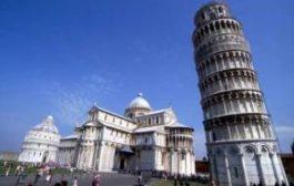 Пизанская башня в Италии перестала падать
