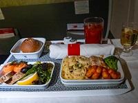 Авиакомпания «Россия» нарейсах, вылетающих изаэропорта Шереметьево, вводит новое бортовое питание