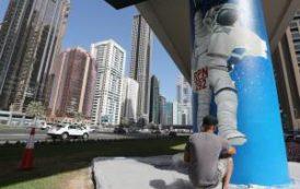 Метро Дубая превратится в галерею под открытым небом