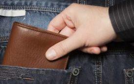 За бумажниками нужно следить в 16 раз больше, чем за наручными часами