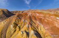 Алтай. Цветные горы Кызыл-Чина (Марс)