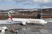 Emirates отменила третий рейс Дубай - Москва и убрала Airbus A380 с остальных двух