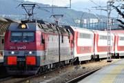 Летний поезд Москва - Анапа станет двухэтажным