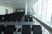 Аэропорты начали закрывать часть терминалов из-за эпидемии