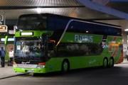 Flixbus занялся автобусными перевозками в Великобритании