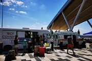 В аэропорту Ростова - тесты на короновирус за 1800 рублей