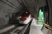 Новый тоннель сократит время в пути между Цюрихом и Лугано с Миланом с декабря