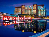 Новый курортный отель с услугами